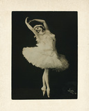 Anna Pavlova Premium Giclee Print by  The Chelsea Collection