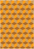 Cube Pattern Posters