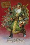Father Christmas I Impression giclée par  The Victorian Collection