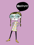 Whatever Giclee Print by Laure Girardin-Vissian