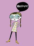 Whatever Giclee Print by Laure Girardin-Vissian