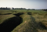 German Front Line Trenches Photographic Print by Michael St. Maur Sheil