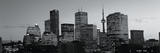 Toronto Skyline Giclee Print by  The Chelsea Collection