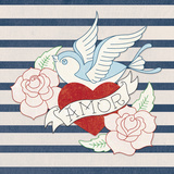 Amor Giclee Print by Tom Frazier