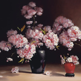 Oriental Blossom (detail) Giclee Print by Pippa Chapman