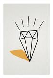 Diamond Pop Art Posters