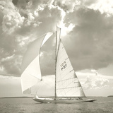 Sunlit Sails I Giclee Print by Michael Kahn