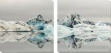Iceberg Print by  Suchocki