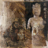Inner Chi III Gicléetryck av Edwin Douglas