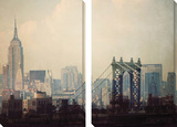New York Prints by Irene Suchocki
