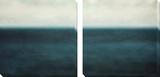 Ozean Kunstdruck von Irene Suchocki