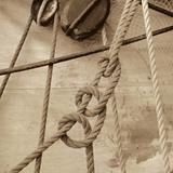 Nautical Aspect V Gicléetryck av Michael Kahn