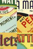 Vintage Memories IV Giclee Print
