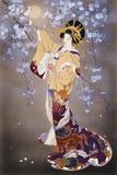 Yoi Reproduction procédé giclée par Haruyo Morita