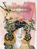 Peace Giclee Print by Anahata Katkin