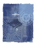 Cyanotype I Posters par Ken Hurd
