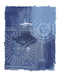 Cyanotype I Posters by Ken Hurd