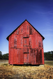 Old Tobacco Barn IV Giclee Print by Alan Hausenflock