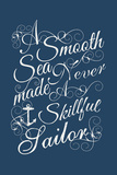 Smooth Sailing Giclee Print by Tom Frazier