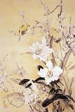 Fleur de printemps I Reproduction procédé giclée par Haruyo Morita