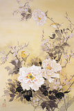 Fleur de printemps II Reproduction procédé giclée par Haruyo Morita