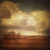 Spring Clouds Photographic Print by Roberta Murray