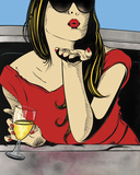 Great Escape Giclee Print by Deborah Azzopardi