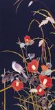 Oriental Wildflowers Giclee Print by Haruyo Morita