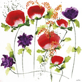 Floral Abundance I Giclee Print by Jean Picton