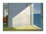 Chambres au bord de la mer, 1951 Reproduction pour collectionneurs par Edward Hopper