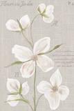 Fleurs du Jardin Print by Anne Gerarts