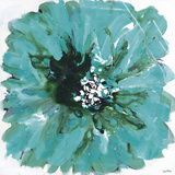 Floral Splash Giclee Print by Jean Picton