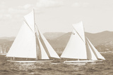 Days of Sail XXII Giclee Print by Ingrid Abery