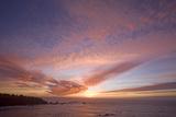 Sunset Sky I Fotografisk trykk av Rita Crane