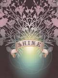 Shine Reproduction procédé giclée par Anahata Katkin