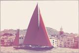 St Tropez Giclee Print by Ingrid Abery