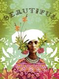 Beautiful Giclee Print by Anahata Katkin