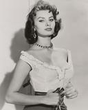 Sophia Loren III Giclée-trykk av  The Vintage Collection