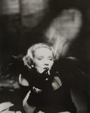 Marlene Dietrich II Giclee Print