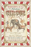 Wright's Fabulous Circus Giclée-vedos tekijänä  The Vintage Collection