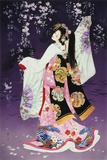 Sagi No Mai Reproduction procédé giclée par Haruyo Morita