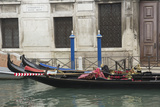 Venice Gondolas I Photographic Print by George Johnson