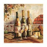 Bountiful Wine Sq I Reproduction photographique par Gregory Gorham