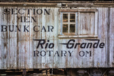 Bunk Car II Photographic Print by Kathy Mahan
