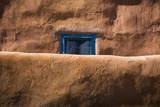 Window and Wall Photographic Print by Kathy Mahan