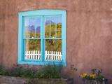 New Mexico Adobe II Photographic Print by Kathy Mahan
