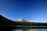 Trillium Lake II Photographic Print by Philip Clayton-thompson