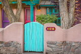 Gate I Photographic Print by Kathy Mahan