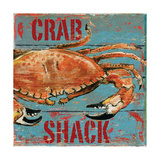 Crab Shack Photographic Print by Gregory Gorham