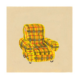 Plaid Photographic Print by Debbie Nicholas